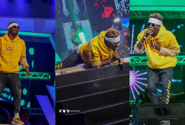 Shatta Wale chides organisers 3Music awards in new video