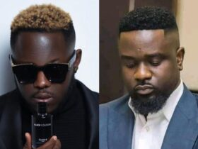 """The level Sarkodie has reach in music, I might not get there"" ~ Medikal"