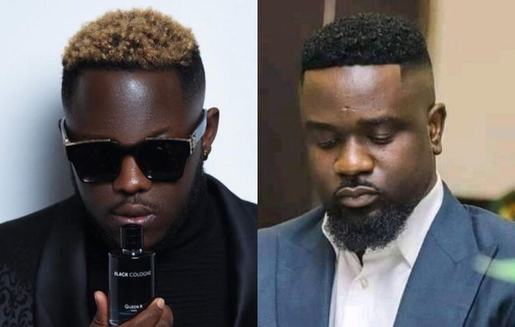 """""""The level Sarkodie has reach in music, I might not get there"""" ~ Medikal"""