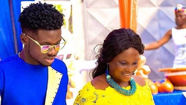 My mom refused to talk to me because of my hair – Kuami Eugene [Video]