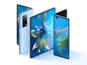 Huawei Mate X2, foldable phone launched in China