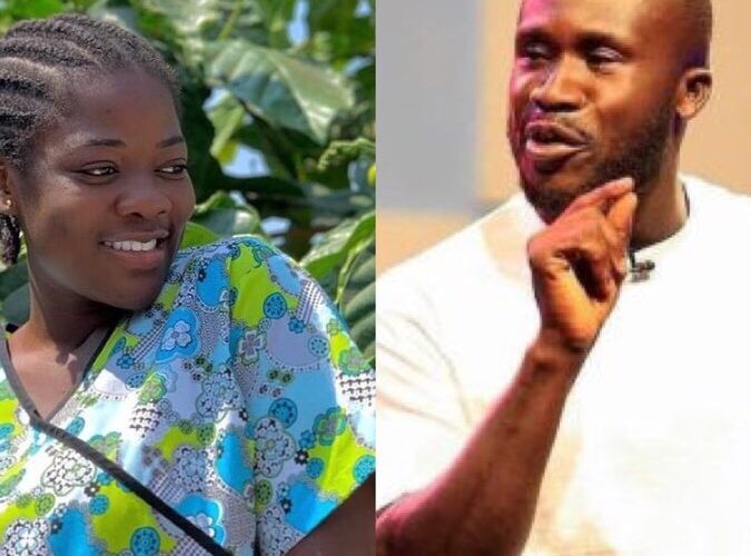Funny moment Dr. Likee run for his life during a heated dance battle with Tik-tok queen, Asantewaa