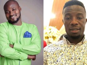 Funny Face sends emotional and heart-warming message to Kwaku Manu and thanks him for helping him during his depression