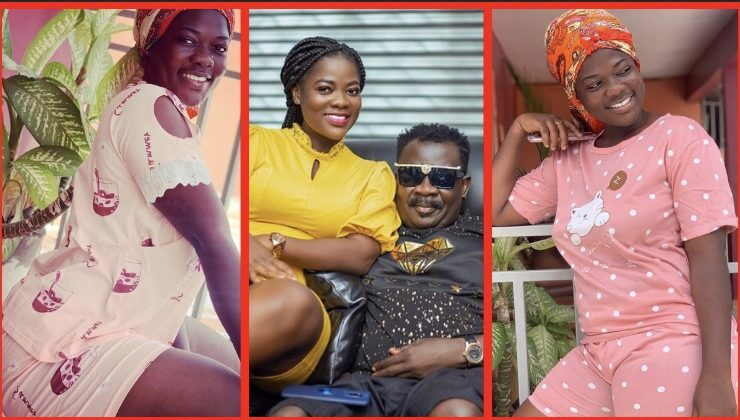 Koo Fori and his daughter, asantewaa drop a funny video about 'f00ling'