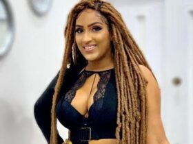 "When a good man comes into your life, your hips and ""b00bs"" start increasing in size – Juliet Ibrahim"