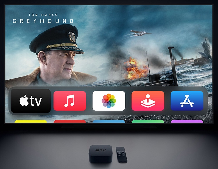 Apple reportedly building new Apple TV with built-in camera and speaker