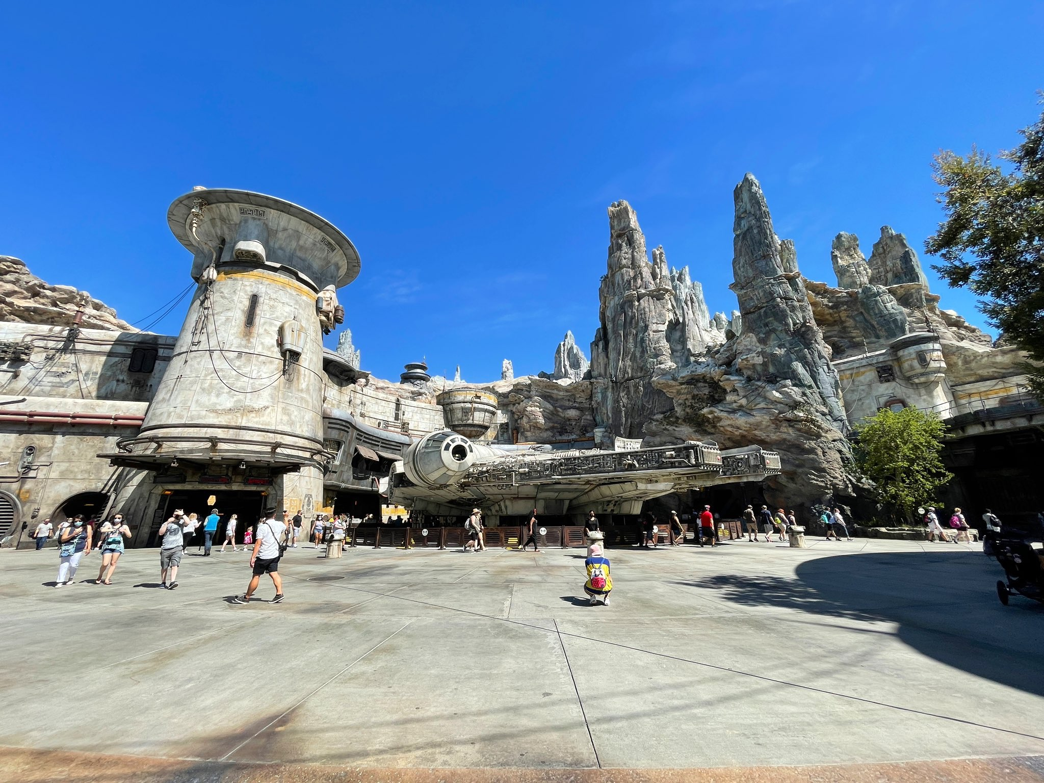 Disneyland Castle park in California reopens after 412 days